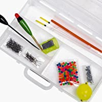 FLADEN (MATCH) ESSENTIALS Fishing Coarse Terminal Tackle Starter Pack in a Box - 20 x 13 x 4 cm [19-3002]