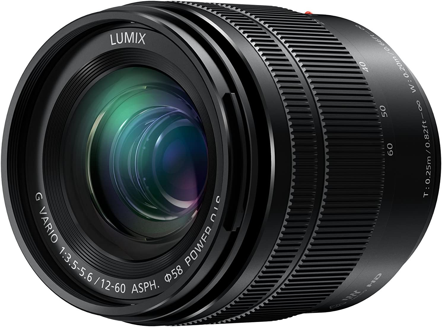 Panasonic H Fs12060e Lumix G Vario 12 60 Mm F3 5 5 6 Kamera