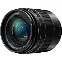 PANASONIC LUMIX G VARIO LENS, 12-60MM, F3.5-5.6 ASPH., MIRRORLESS MICRO FOUR THIRDS, POWER OPTICAL I.S., H-FS12060 (USA BLACK)