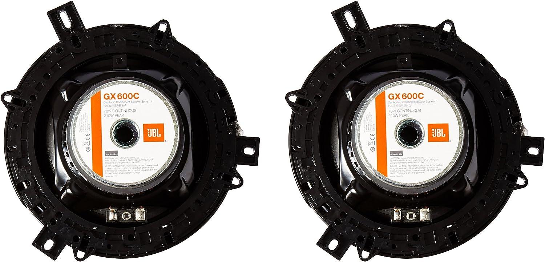 JBL GX602 180W 6.5 2-Way GX Series Coaxial Car Loudspeakers