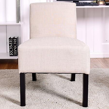 Amazon.com: Giantex Accent silla sala de estar moderno ...