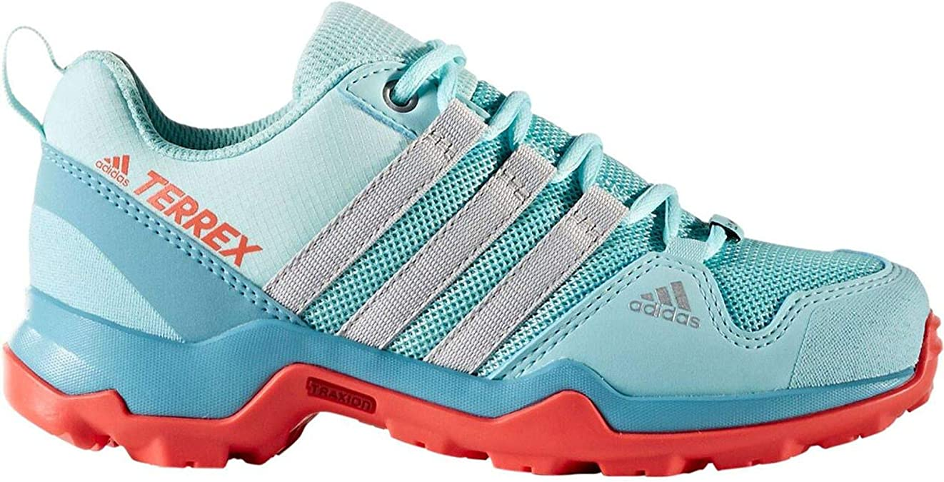adidas Terrex Ax2r CP K, Zapatillas de Senderismo para Niñas: Amazon.es: Zapatos y complementos