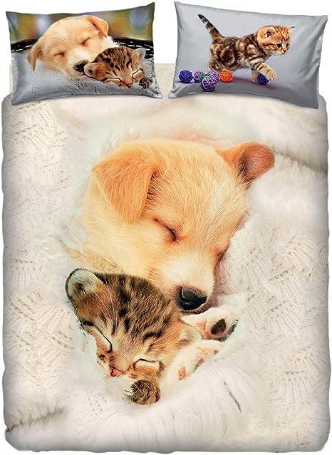 Copripiumino Singolo Bassetti Animali.Copripiumino Sweet Sleep Singolo Bassetti Sacco Cm 155x200