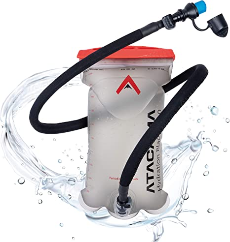 Gro/ße /Öffnung Egurs Trinkblase 1.5-2-3L Auslaufsicherer Wasserbeh/älter BPA Frei f/ür Wandern Radfahren Klettern Radfahren Laufen