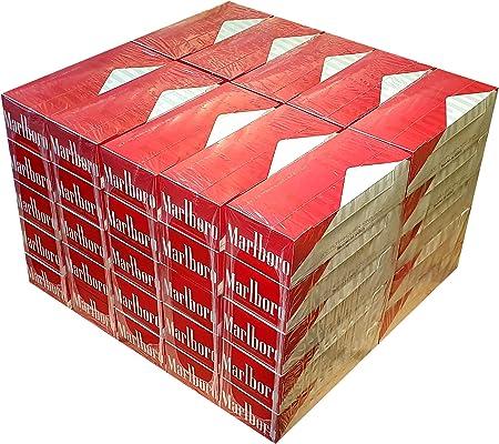 Compra Marlboro Caja de cartón con 10000 Red King Size (50 x 200 ...