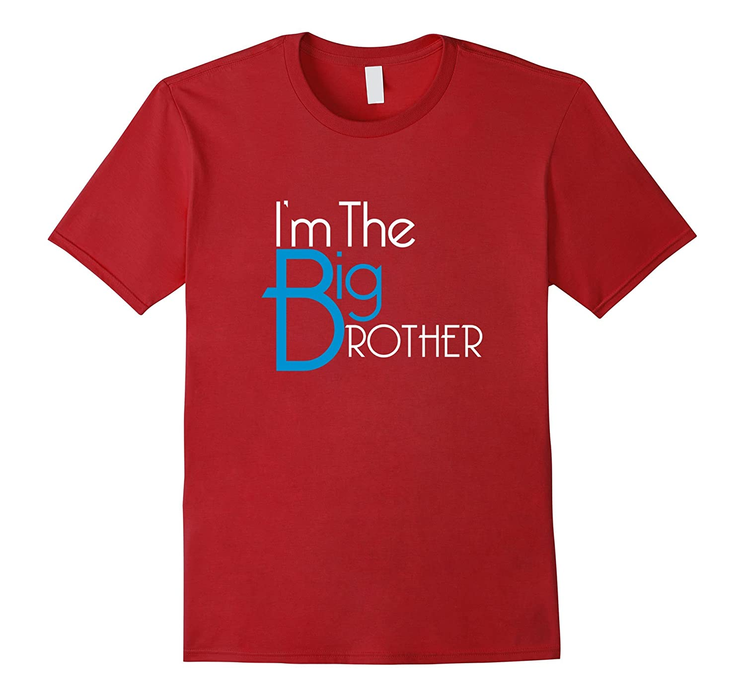 I'm The Big Brother Family T-shirt