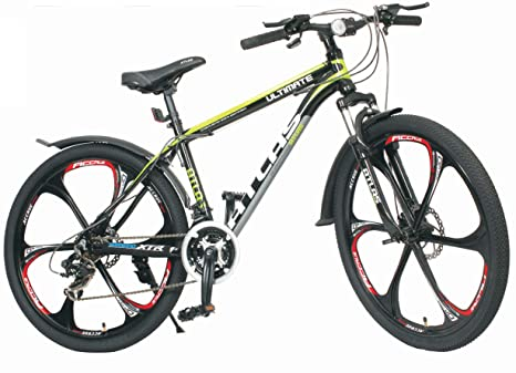 Buy Atlas Ultimate Mag Wheel Bicycle Online at Low Prices in India -  Amazon.in abbefb473