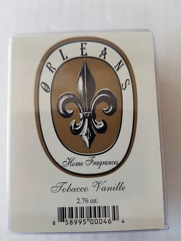 Orleans Home Fragrances Tobacco Vanilla Wax Melts