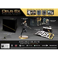 Deus Ex: Mankind Divided Collector Edition for Xbox One by Square Enix