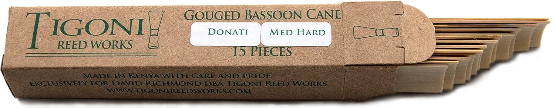 Tigoni Gouged (Donati, 15 pieces; Mixed) Tigoni Reed Works MUS270664