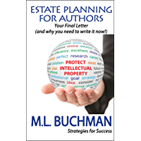 Estate Planning for Authors: Your Final Letter (and why you need to write it now) (Strategies for Success Book 2)