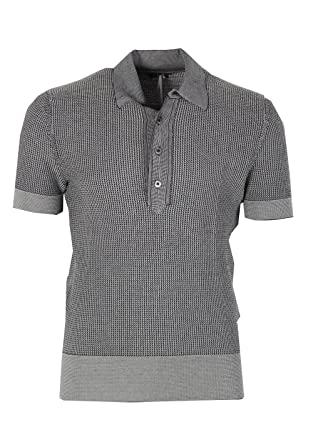 404f107e CL - Tom Ford Gray Short Sleeve Polo Shirt Size 48/38R U.S.: Amazon.co.uk:  Clothing