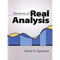 Elements of Real Analysis (Dover Books on Mathematics)