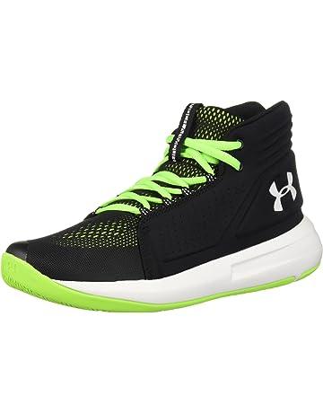 newest 0ab33 8953b Under Armour UA BGS Torch Mid, Zapatos de Baloncesto para Niños