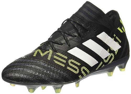 adidas Nemeziz Messi 17.1 CG2962, Zapatillas Unisex Adulto, Mehrfarbig (Indigo 001), 42 EU: Amazon.es: Zapatos y complementos