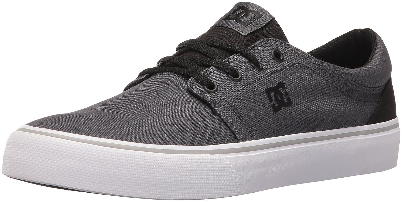 DC Men's Shoe Trase TX Unisex Skate Shoe Men's B01D22BVVO 6 B(M) US|Charcoal/Black 043f62