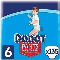Dodot Pants Pañal - Braguita Talla 6, 135