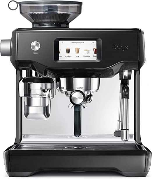 SAGE SES990 theOracle Touch, Cafetera espresso, Cappuccinatore, 15 Bar, negro: Amazon.es: Hogar