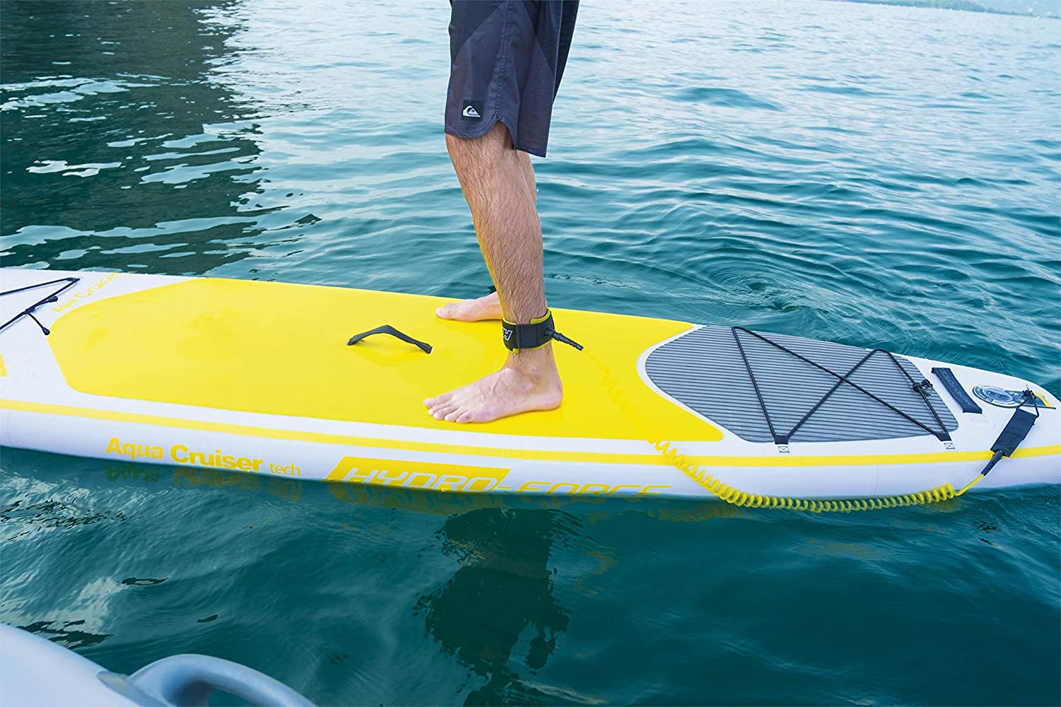 Bestway Hydro-Force Cruiser Tech 320 x 76 x 15 cm stand up paddle gonflable stable et l/éger