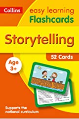 Storytelling Flashcards: Ideal for Home Learning (Collins Easy Learning Preschool) Kindle Edition