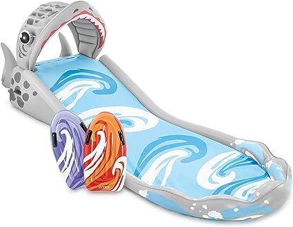 Intex Surf 'N Slide Inflatable Play Center, 181