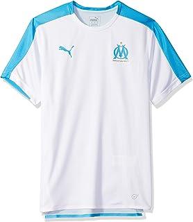 746aaecc00 Amazon.com : PUMA Olympique Marseille 3rd Jersey 2018/2019 : Clothing