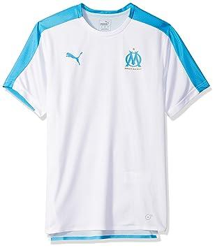 free shipping ce123 fb3a7 Amazon.com: PUMA Men's Standard Olympique De Marseille ...