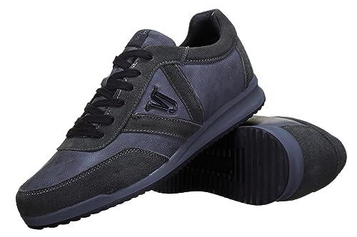 Versace - Zapatillas de deporte para hombre gris gris 42: Amazon.es: Zapatos y complementos