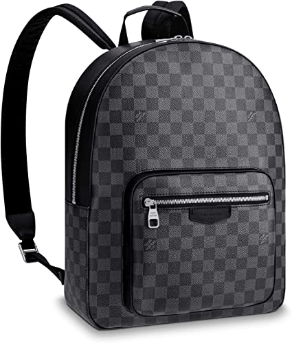 attractive price casual shoes high quality Amazon.com | Louis Vuitton Josh Backpack (Damier Graphite ...