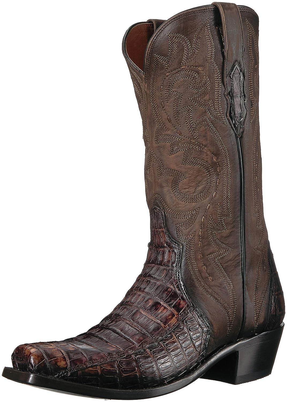 a89c7850daa Lucchese Bootmaker Men's Dwight Western Boot