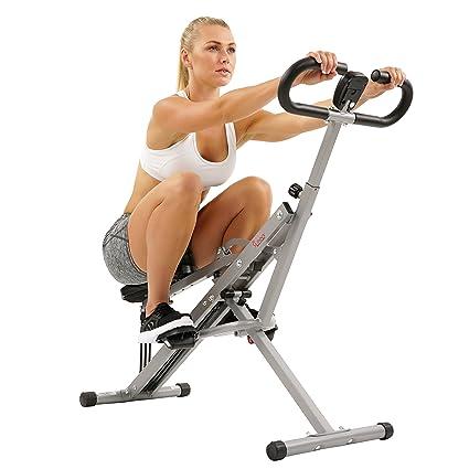 squat assist butt workout machine and exerciser