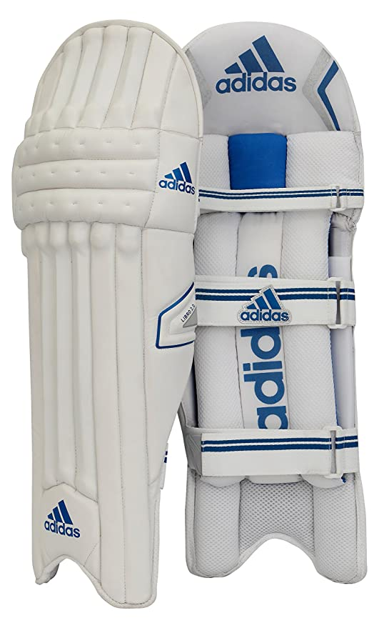 ae7f109ef8 Buy Adidas Libro 2.0 MRH Cricket Batting Pads Online at Low Prices in India  - Amazon.in
