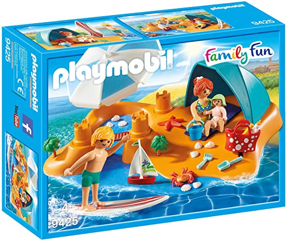 PLAYMOBIL® Family Beach Day