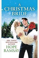 A Christmas Bride (Chapel of Love Book 1) Kindle Edition
