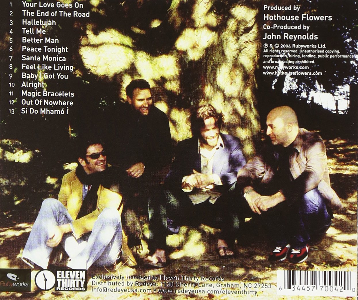 Hothouse Flowers Into Your Heart Amazon Music