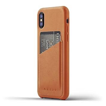 coque cuir naturel iphone x