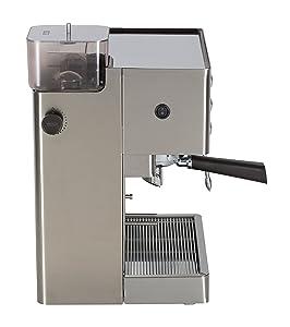 Lelit Espressomaschinen mit Siebträger PL82T mit Integrierter Kaffeemühle