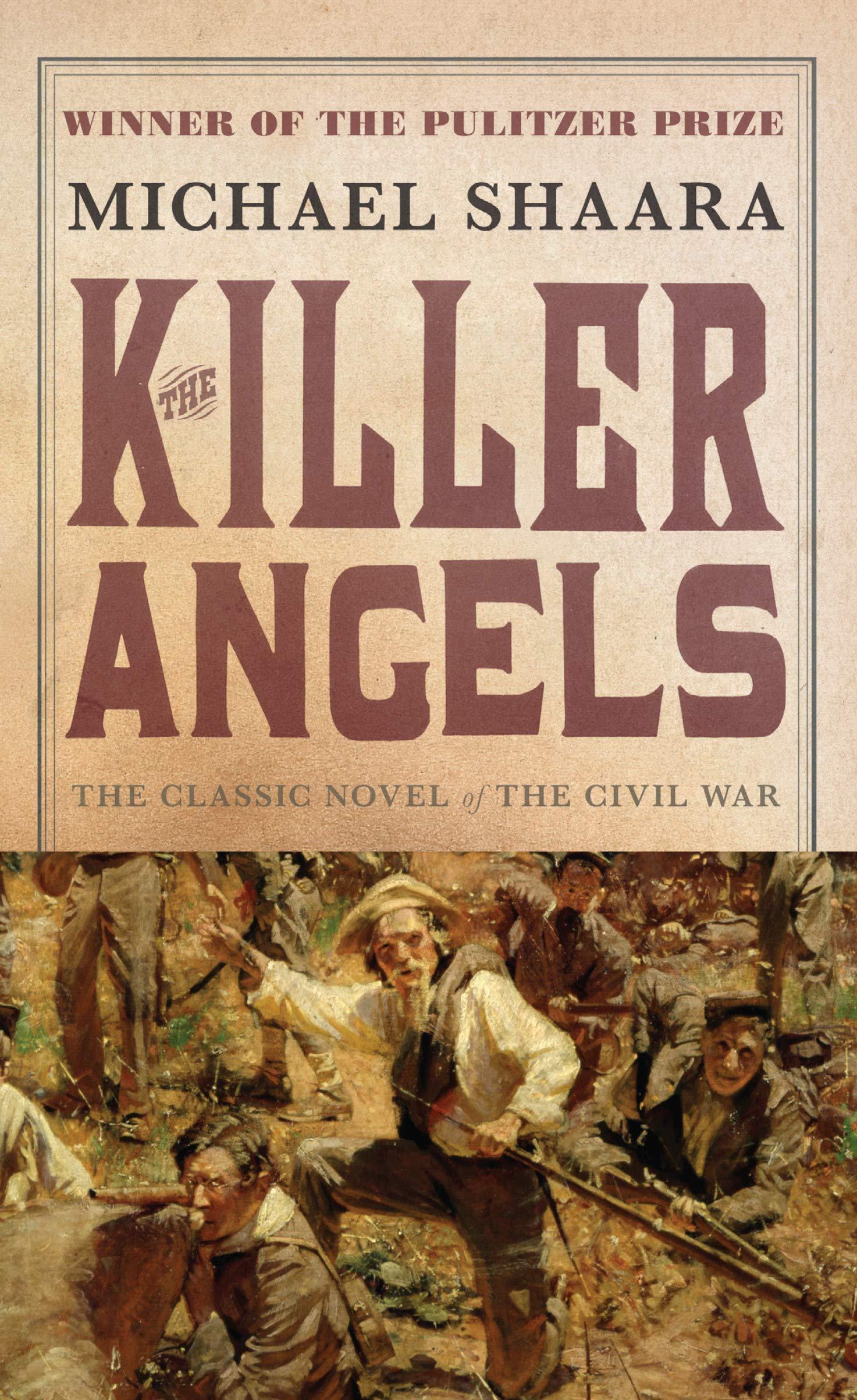 Image result for the killer angels michael shaara