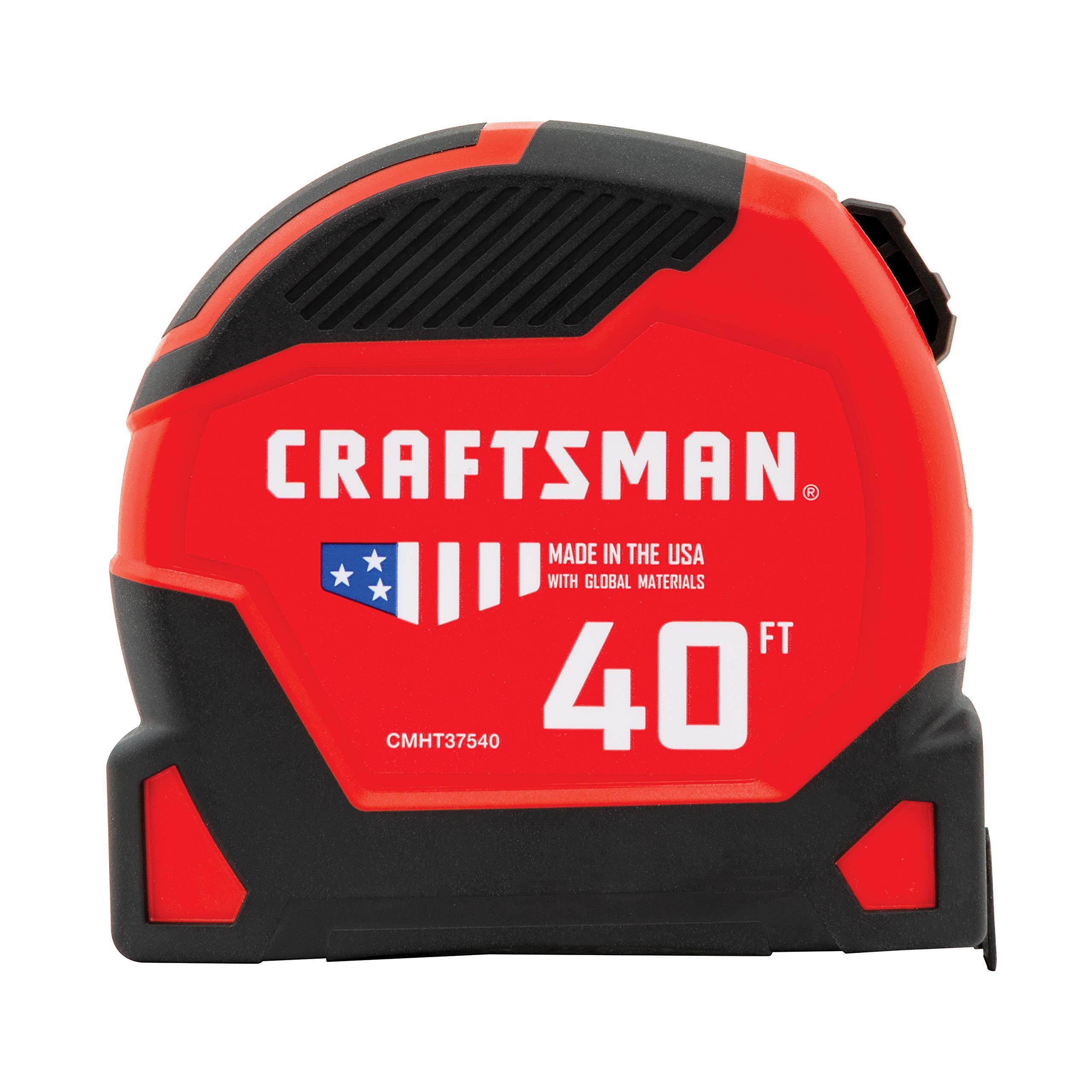CRAFTSMAN CMHT37540S Pro-11 1.25 x 40' Tape