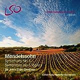 Mendelssohn: Symphonies 1 & 4