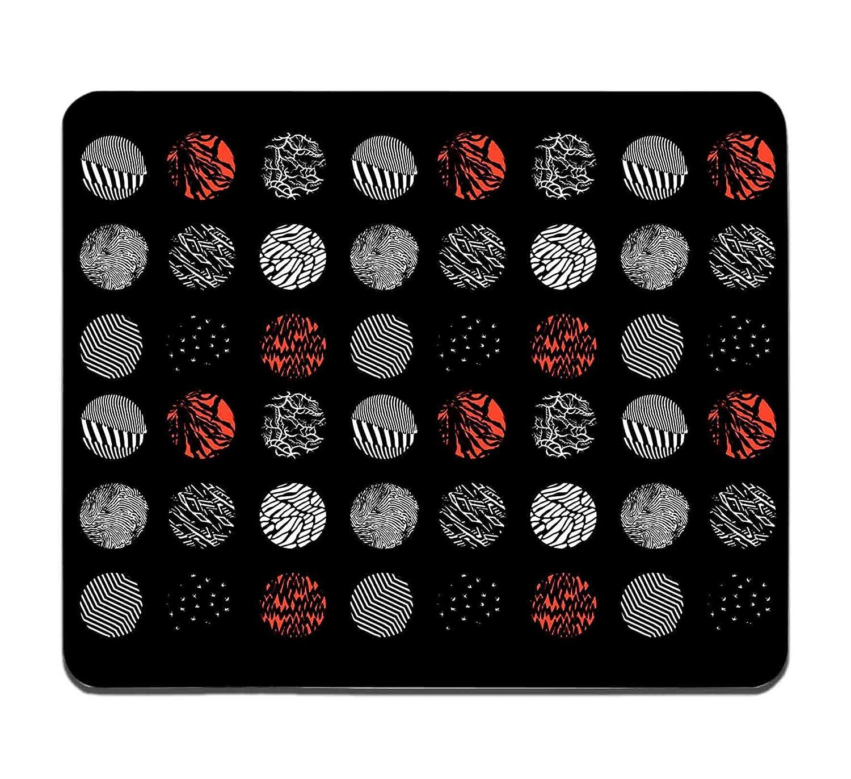 Great Twenty One Pilots Wallpaper Cove Album Mousepad