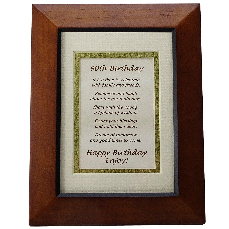 Amazon Jubilee Celebrations Happy 90th Birthday Toast Poem