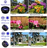 5StarPrime Phone Camera Lens Kit - 9 in 1 Macro