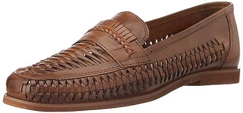 63c452ef365eb2 Dune Men's Brighton Rock Loafers, Brown Tan-Leather, 6 UK 40 EU