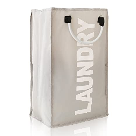 Amazon.com: Canastilla para lavadero familiar. Canasta para ...