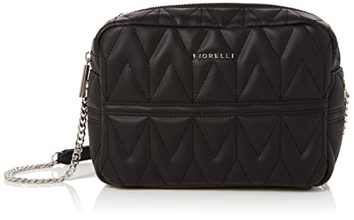 346bb3b4fb14 Fiorelli Womens Lola Cross-Body Bag Black (Black Quilt)  Amazon.co ...