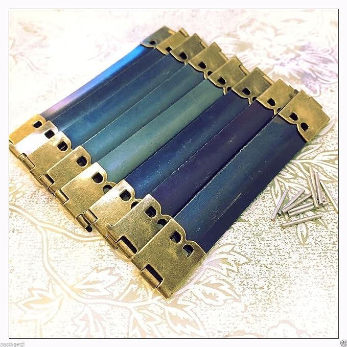 Amazon.com: 30 piezas pack de 10 cm Interna de metal Flex ...