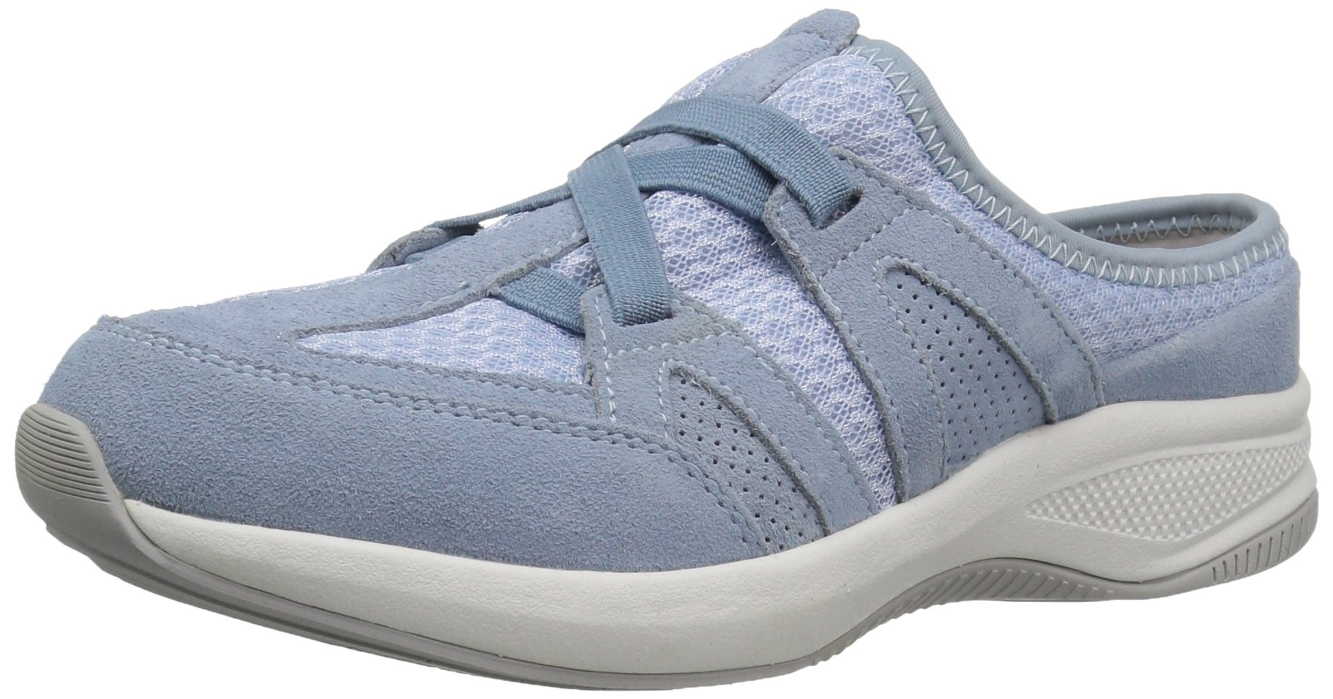 Easy Spirit Women's Tunein Mule, Blue, 7.5 W US