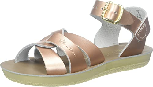 Salt Water Sandals Kids Sun-san Surfer Flat Sandal