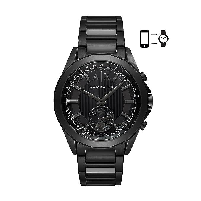 112aac1605d Armani Exchange Men s Hybrid Smartwatch